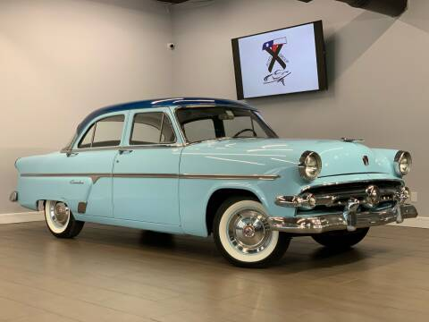 1954 Ford Customline for sale at TX Auto Group in Houston TX