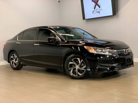 2017 Honda Accord for sale at TX Auto Group in Houston TX