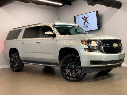 2018 Chevrolet Suburban for sale at TX Auto Group in Houston TX