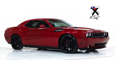 2010 Dodge Challenger for sale at TX Auto Group in Houston TX