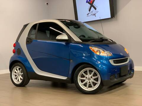 2009 Smart fortwo for sale at TX Auto Group in Houston TX
