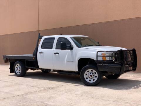 2011 GMC Sierra 3500HD for sale at TX Auto Group in Houston TX