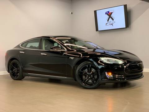 2014 Tesla Model S for sale at TX Auto Group in Houston TX