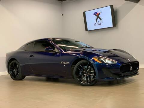 2015 Maserati GranTurismo for sale at TX Auto Group in Houston TX