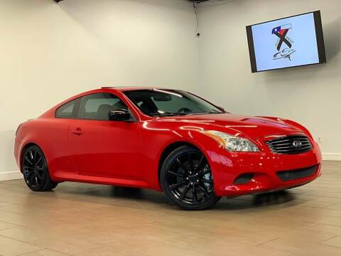 2008 Infiniti G37 for sale at TX Auto Group in Houston TX