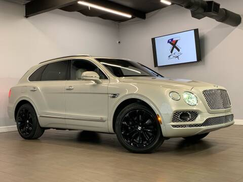 2017 Bentley Bentayga for sale at TX Auto Group in Houston TX