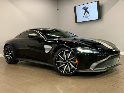 2019 Aston Martin Vantage for sale at TX Auto Group in Houston TX