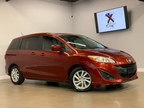 2012 Mazda MAZDA5 for sale at TX Auto Group in Houston TX