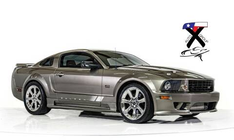 2005 Ford Mustang for sale at TX Auto Group in Houston TX