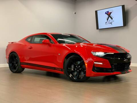 2020 Chevrolet Camaro for sale at TX Auto Group in Houston TX