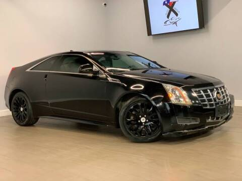 2014 Cadillac CTS for sale at TX Auto Group in Houston TX