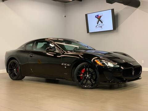 2016 Maserati GranTurismo for sale at TX Auto Group in Houston TX