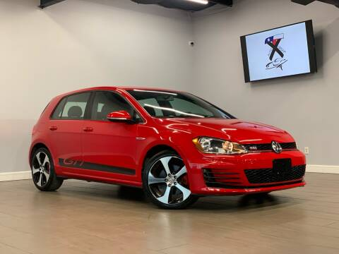 2017 Volkswagen Golf GTI for sale at TX Auto Group in Houston TX