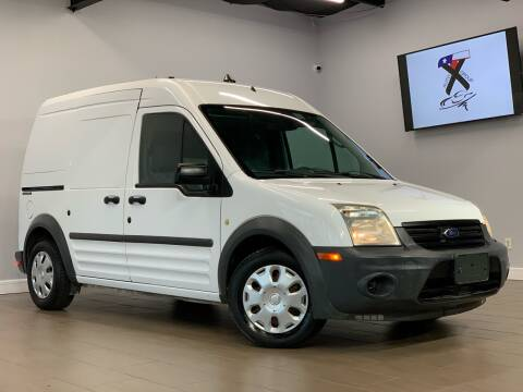 2012 Ford Transit Connect for sale at TX Auto Group in Houston TX