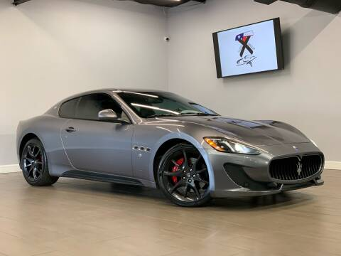 2013 Maserati GranTurismo for sale at TX Auto Group in Houston TX