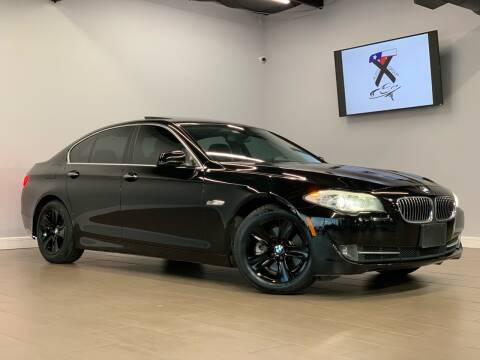 2013 BMW 5 Series for sale at TX Auto Group in Houston TX