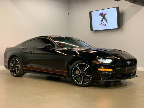 2018 Ford Mustang for sale at TX Auto Group in Houston TX