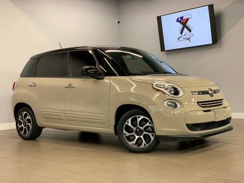2014 FIAT 500L for sale at TX Auto Group in Houston TX