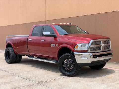 2014 RAM Ram Pickup 3500 for sale at TX Auto Group in Houston TX