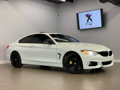 2015 BMW 4 Series for sale at TX Auto Group in Houston TX