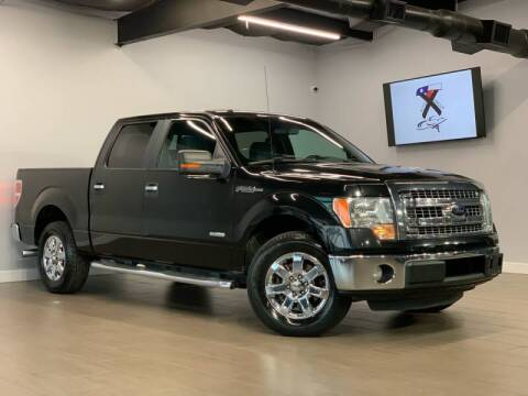 2013 Ford F-150 for sale at TX Auto Group in Houston TX