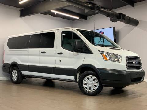 2016 Ford Transit Passenger for sale at TX Auto Group in Houston TX