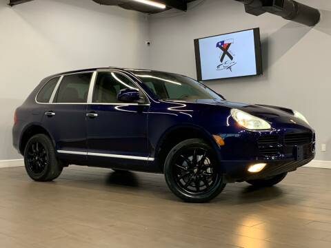 2006 Porsche Cayenne for sale at TX Auto Group in Houston TX