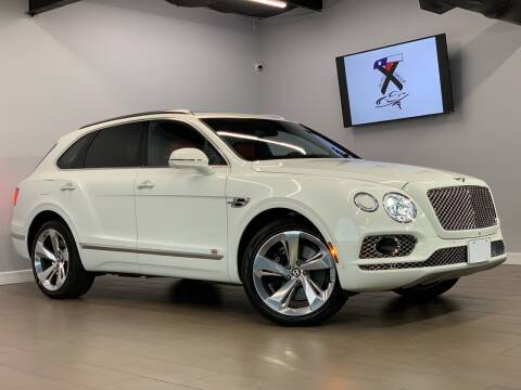 2018 Bentley Bentayga for sale at TX Auto Group in Houston TX
