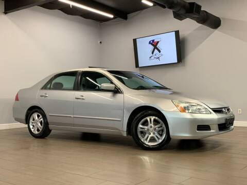 2007 Honda Accord for sale at TX Auto Group in Houston TX