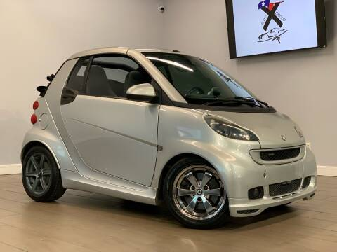 2011 Smart fortwo for sale at TX Auto Group in Houston TX