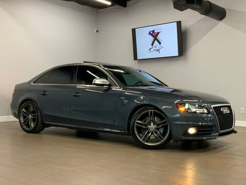 2010 Audi S4 for sale at TX Auto Group in Houston TX