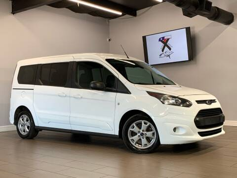 2014 Ford Transit Connect Wagon for sale at TX Auto Group in Houston TX