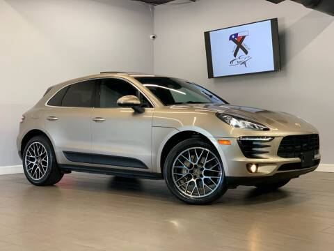 2017 Porsche Macan for sale at TX Auto Group in Houston TX