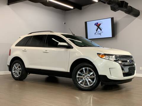 2014 Ford Edge for sale at TX Auto Group in Houston TX