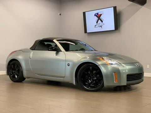 2004 Nissan 350Z for sale at TX Auto Group in Houston TX