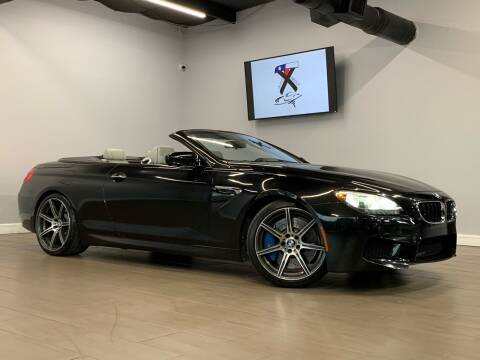 2014 BMW M6 for sale at TX Auto Group in Houston TX