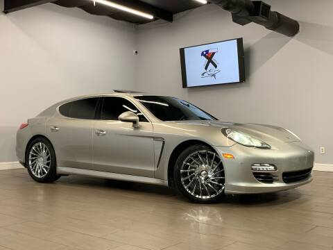 2010 Porsche Panamera for sale at TX Auto Group in Houston TX