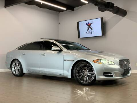 2011 Jaguar XJL for sale at TX Auto Group in Houston TX
