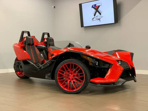 2015 Polaris Slingshot for sale at TX Auto Group in Houston TX