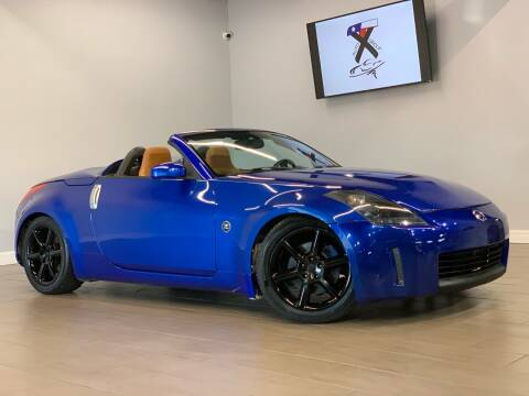 2007 Nissan 350Z for sale at TX Auto Group in Houston TX