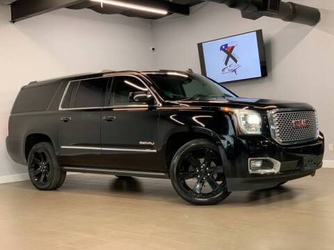 2015 GMC Yukon XL for sale at TX Auto Group in Houston TX