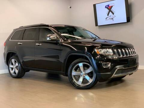 2014 Jeep Grand Cherokee for sale at TX Auto Group in Houston TX