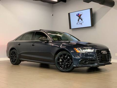 2014 Audi A6 for sale at TX Auto Group in Houston TX