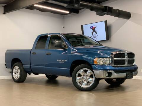 2005 Dodge Ram Pickup 1500 for sale at TX Auto Group in Houston TX