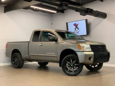 2006 Nissan Titan for sale at TX Auto Group in Houston TX