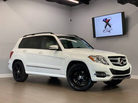 2013 Mercedes-Benz GLK for sale at TX Auto Group in Houston TX