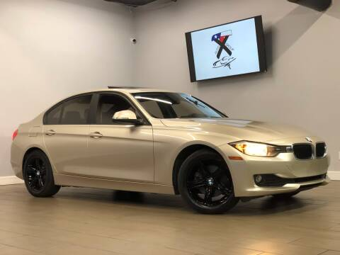 2014 BMW 3 Series for sale at TX Auto Group in Houston TX