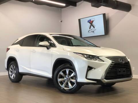 2018 Lexus RX 350 for sale at TX Auto Group in Houston TX