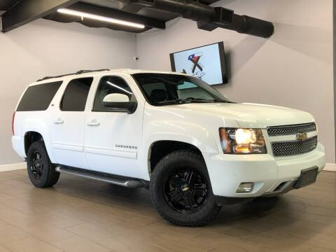 2011 Chevrolet Suburban for sale at TX Auto Group in Houston TX