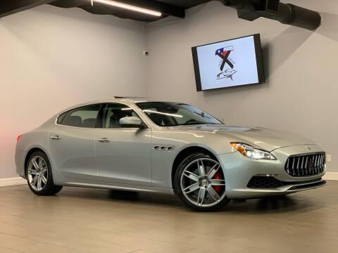 2018 Maserati Quattroporte for sale at TX Auto Group in Houston TX